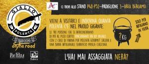 Giallo Polenta Artigiano in Fiera Milano